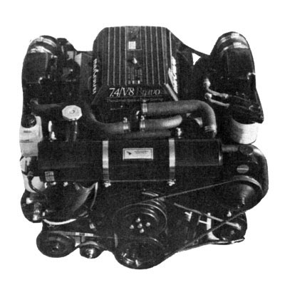 Fresh Water Cooling Kits for Mercruiser Marine Engine Parts