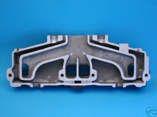 Marine Exhaust Manifolds : Glm boat exhaust stock type aluminum manifolds and risers