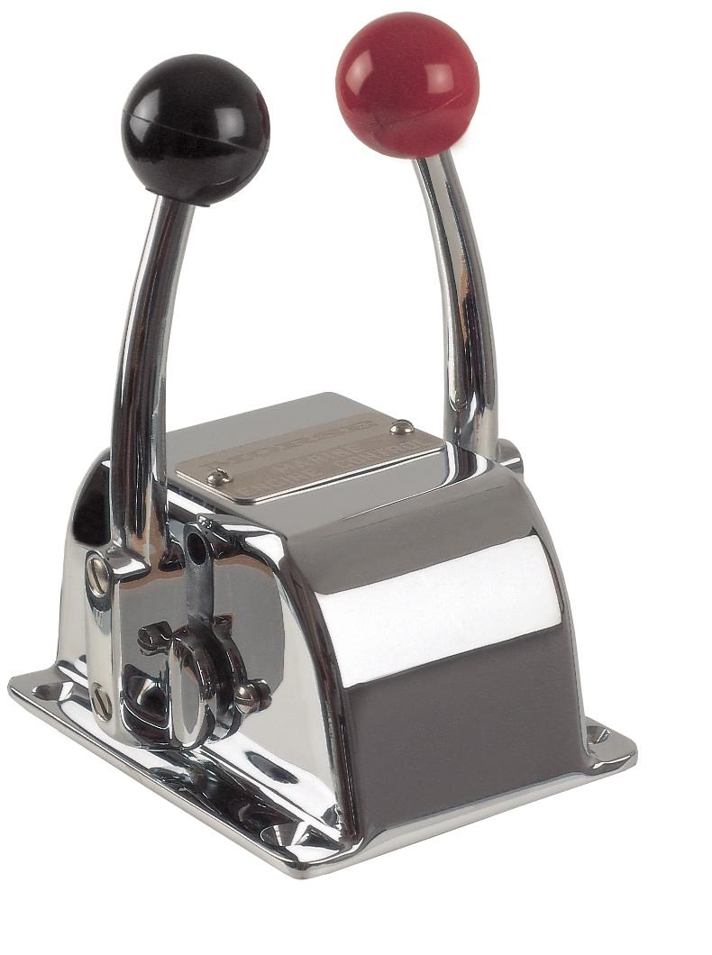 Morse Marine Shifter : Teleflex engine controls shifters