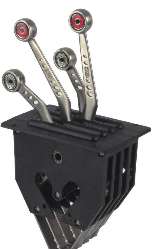 Teleflex Engine Controls Teleflex Shifters